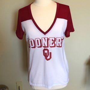 OU/Oklahoma University Jersey T-Shirt